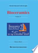 Bioceramics 21 Book PDF
