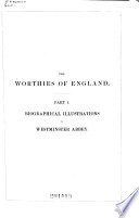 The Worthies Of England