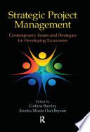 Strategic Project Management Book