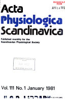Acta Physiologica Scandinavica