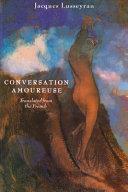 Conversation Amoureuse