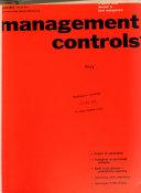 Management Controls Book
