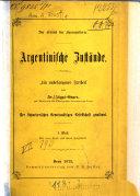 Argentinische Zustände