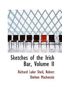 Sketches of the Irish Bar
