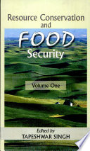 Resource Conservation and Food Security