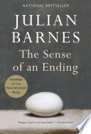 The Sense of an Ending Book
