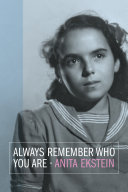 Always Remember Who You Are Pdf/ePub eBook