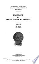 Handbook of South American Indians