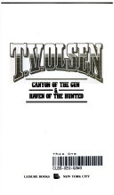 Canyon of the Gun and Haven of the Hunted Book