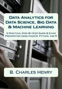Data Analytics For Data Science Big Data Machine Learning Book PDF