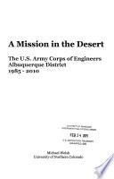 A mission in the desert