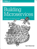 Building Microservices book cover image