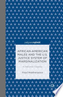 African American Males And The U S Justice System Of Marginalization A National Tragedy