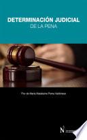 Determinación Judicial de la Pena