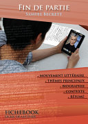 Pdf Fiche de lecture Fin de partie (résumé détaillé et analyse littéraire de référence) Telecharger