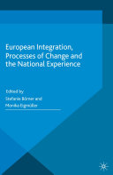European Integration, Processes of Change and the National Experience [Pdf/ePub] eBook