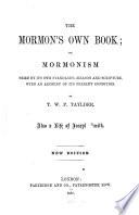 The Mormon s Own Book