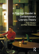 Pdf A Practical Reader in Contemporary Literary Theory