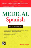 Medical Spanish, Fourth Edition