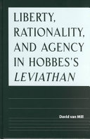 Liberty  Rationality  and Agency in Hobbes s Leviathan