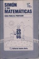 Simón y las matematicas 1 Guía profesor