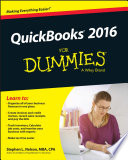 QuickBooks 2016 For Dummies