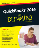 QuickBooks 2016 For Dummies