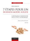 Pdf 7 étapes pour un business model solide - 3e éd. Telecharger