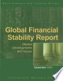 Global Financial Stability Report, September 2003
