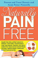 Naturally Pain Free Book