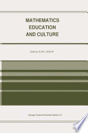 Mathematics Education and Culture Book