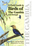 A Field Guide to Birds of the Gambia and Senegal