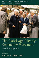The Global Age-Friendly Community Movement Pdf/ePub eBook