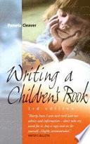Writing A Children S Book