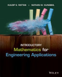 Cover of Introductory Mathematics for Engineering Applications