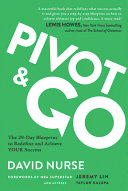 Pivot   Go  The 29 Day Blueprint to Redefine and Achieve Your Success
