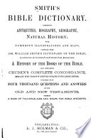Smith S Bible Dictionary