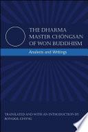 Dharma Master Chongsan of Won Buddhism  The Book PDF