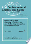 Environmental Quality and Safety