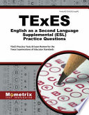 Texes English As a Second Language Supplemental Esl Practice Questions