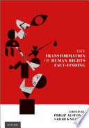 The Transformation of Human Rights Fact Finding Book