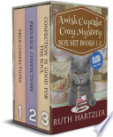 Amish Cupcake Cozy Mystery Box Set Book 1 3