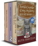 Amish Cupcake Cozy Mystery Box Set Book 1-3 Book
