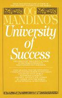 Pdf Og Mandino's University of Success Telecharger