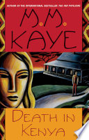 Death In Kenya Book