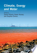 Climate Energy And Water Book PDF