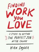 Finding Work You Love Pdf/ePub eBook