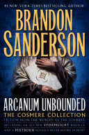 link to Arcanum unbounded : the Cosmere collection in the TCC library catalog