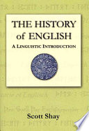 The History Of English Book PDF
