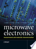Microwave Electronics Book PDF